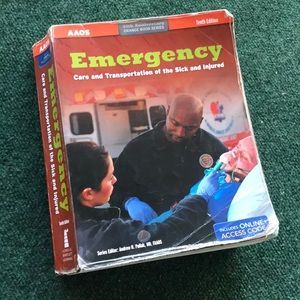 AAOS EMERGENCY Tenth Edition